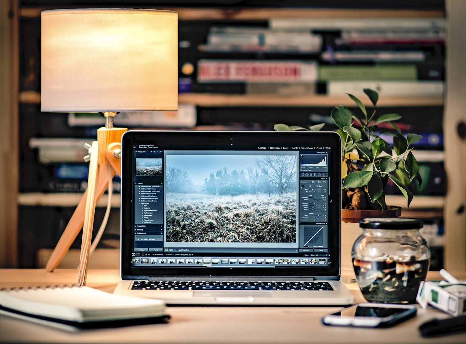 Photographers can now customize the layout of Lightroom Classic controls