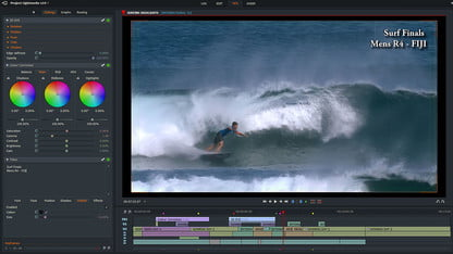 best free software for video editing and mixing