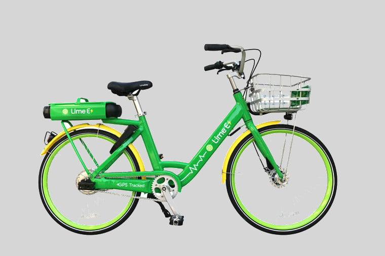 Google Maps Adds Lime Bike and Scooter Feature to More