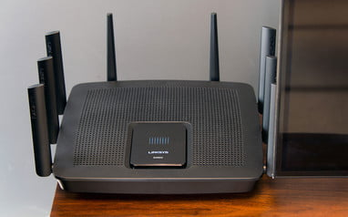 hook up two linksys routers