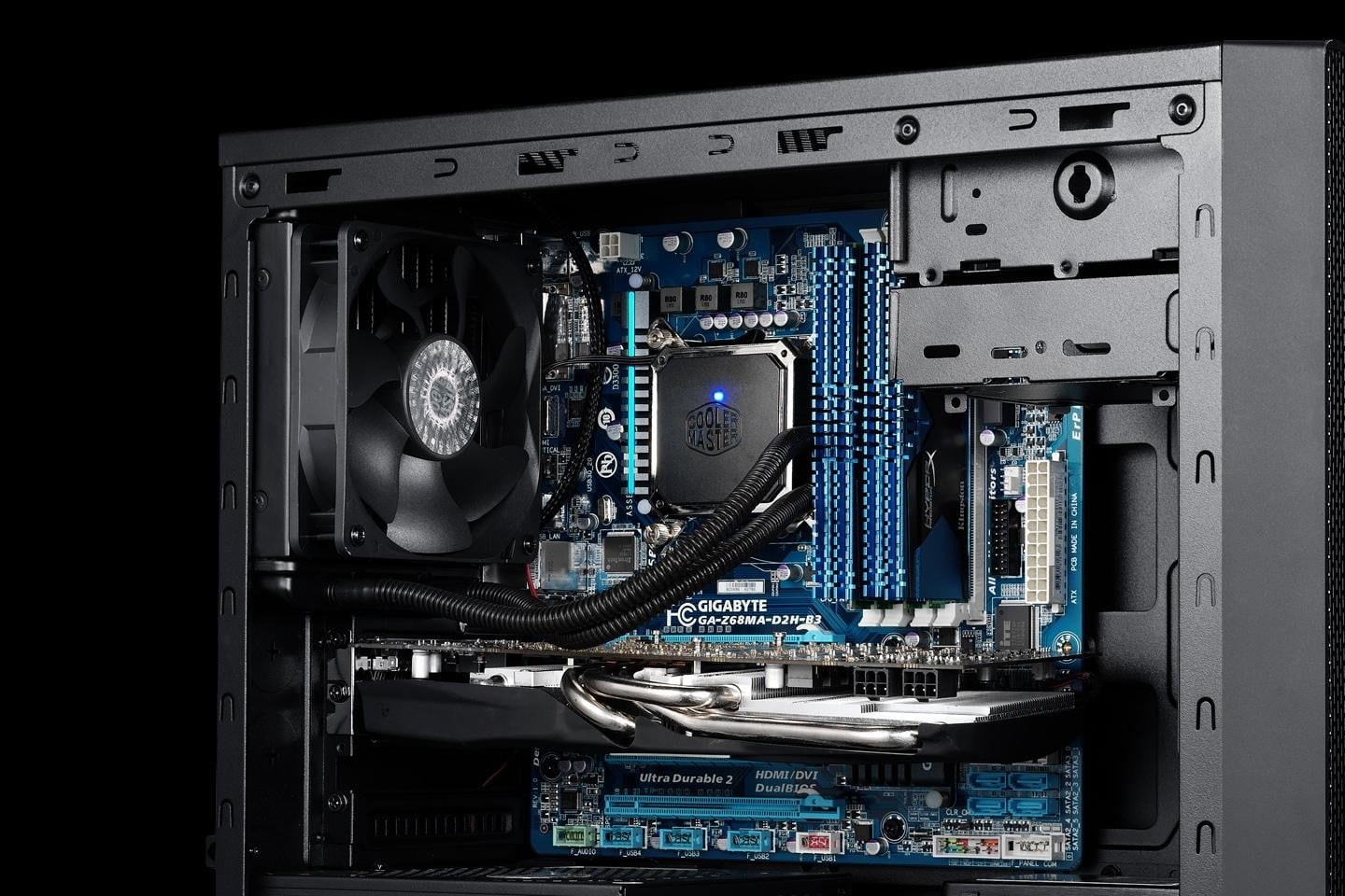 Should You Use Liquid Cooling With Your CPU? Yes, and Here's