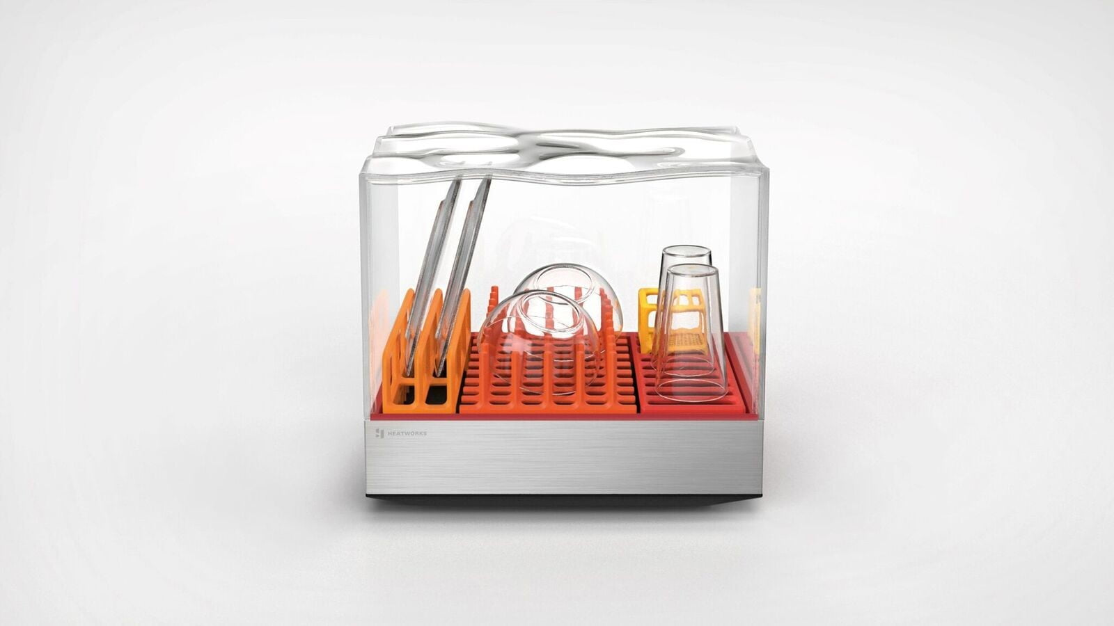 Heatworks' Tetra countertop dishwasher is now available for pre-order