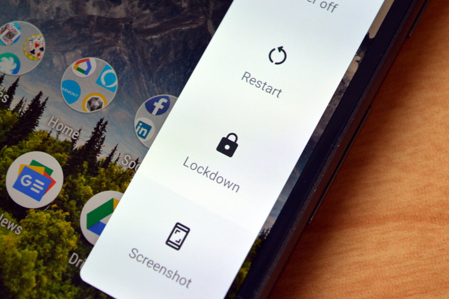 How To Use Android 9 0 Pie's Lockdown Mode | Digital Trends