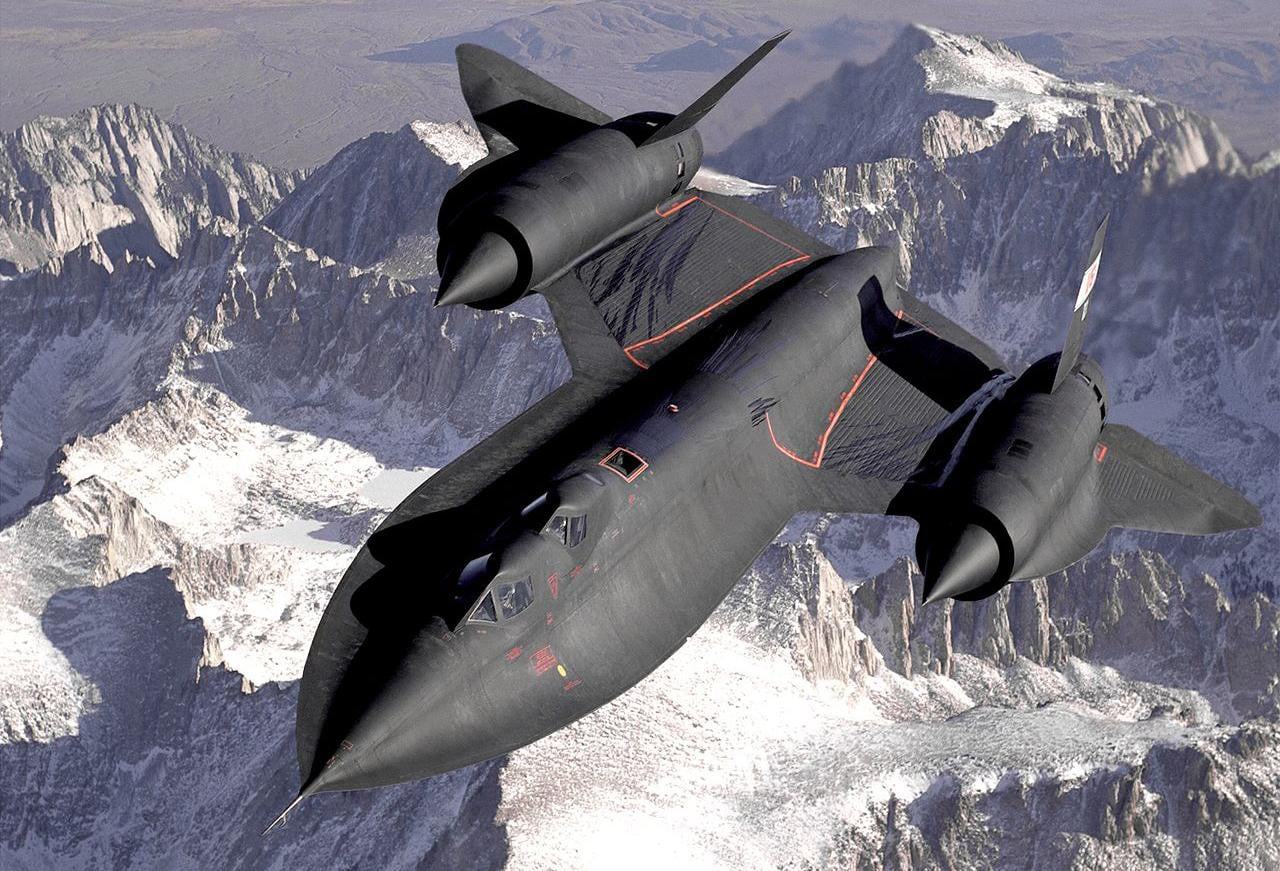 SR-71 Blackbird: The Fastest Jet in the World | Digital Trends