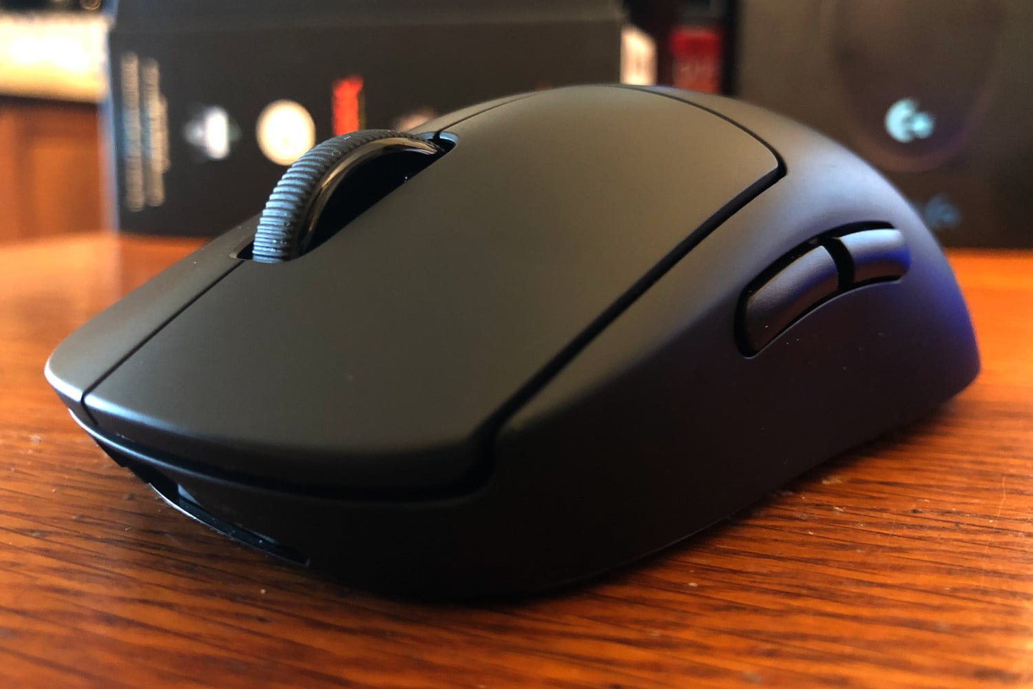 Logitech G Pro Hero Gaming Mouse Review: Familiar Looks, New