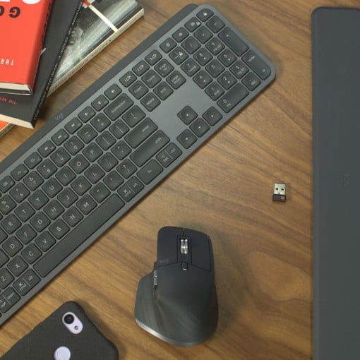 Logitech Mx Master 3 And Mx Key Review The Perfect Mouse And