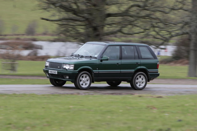 Land Rover Range Rover (second generation)