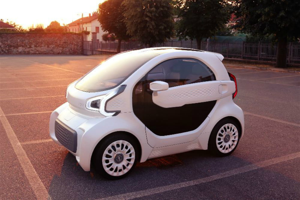 XEV turns to Kickstarter to get its 3D-printed electric car into production