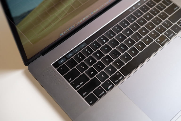 An image of the redesigned 16-inch MacBook Pro gets dropped in Catalina