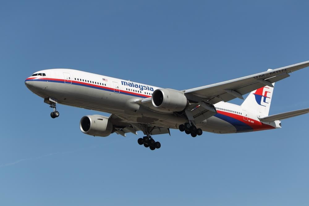 High-tech search for Malaysia Airlines passenger plane ends in disappointment