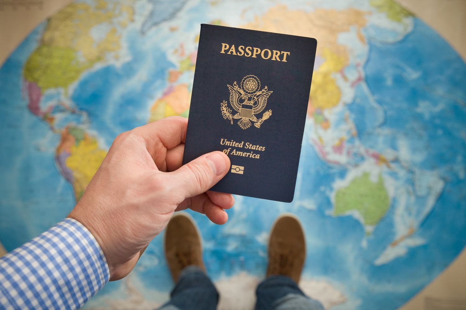 How to Take a Passport Photo | Passport Photo Requirements