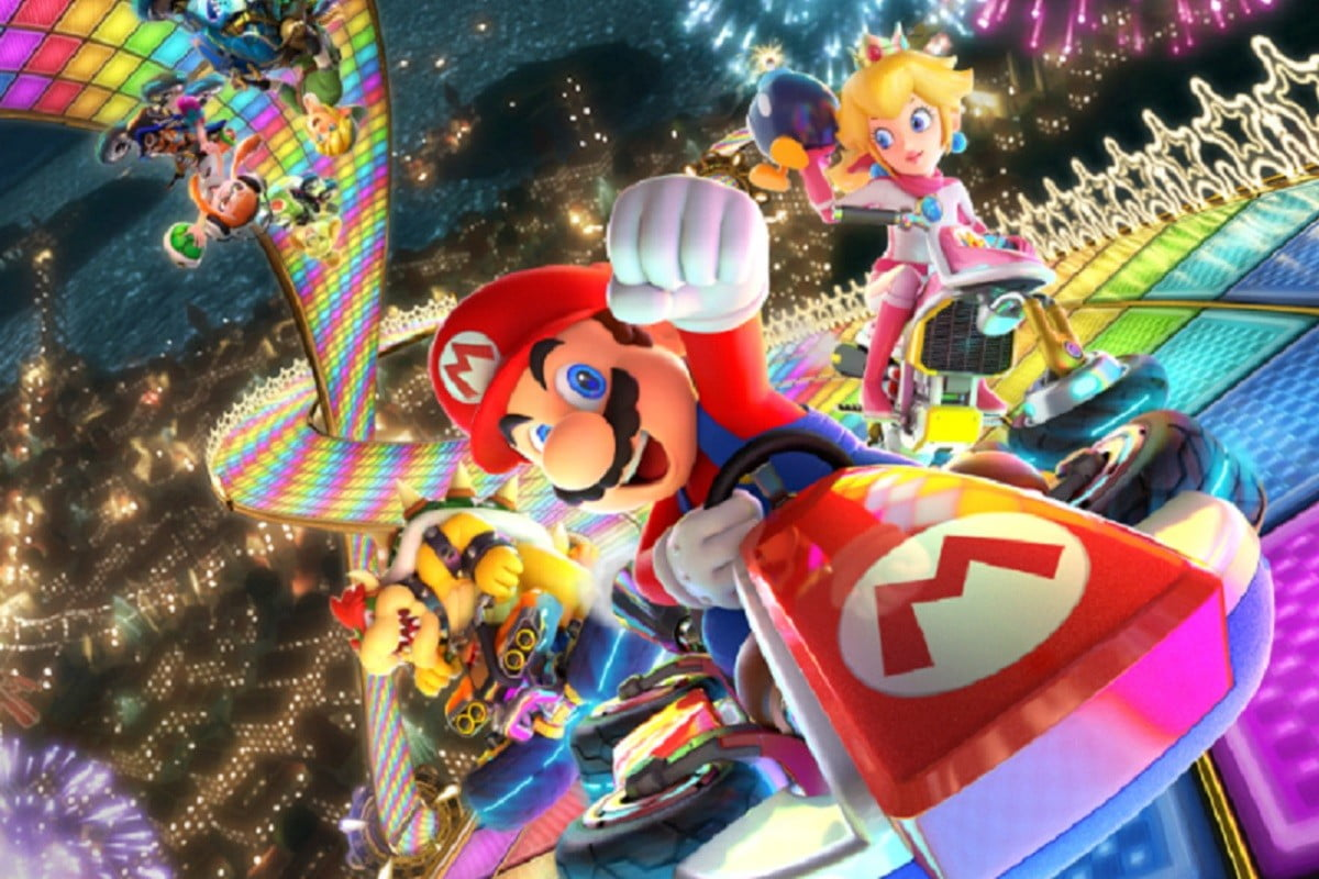 Mario Kart Tour Closed Beta Registration for Android Now