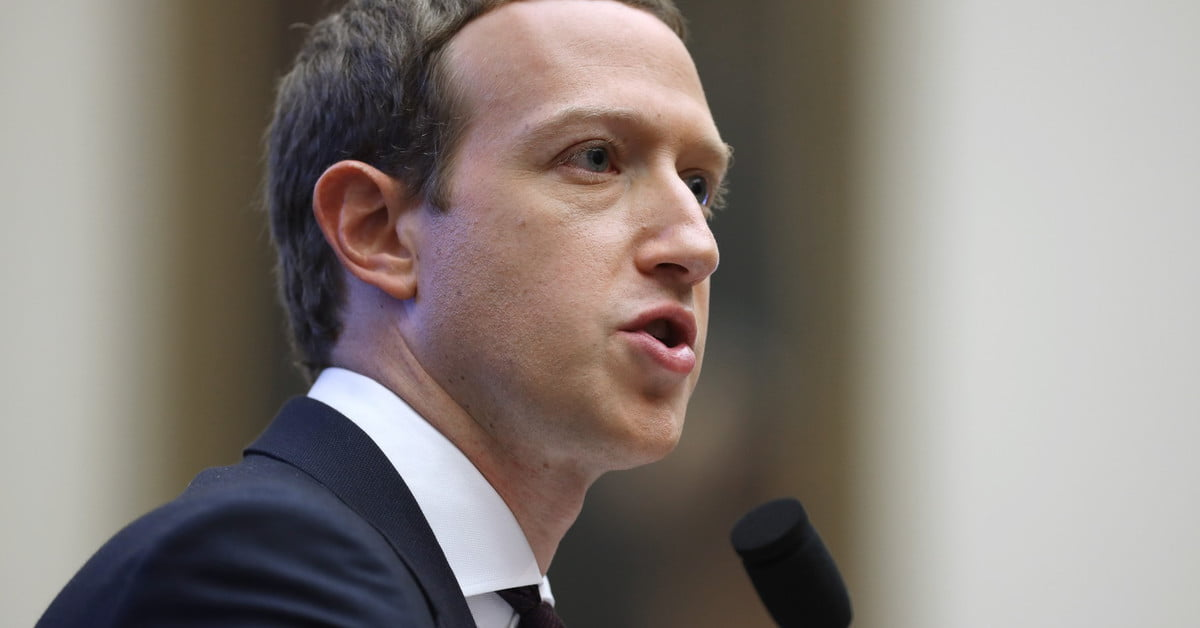 Zuckerberg stands by Facebook's policies as employees revolt, quit