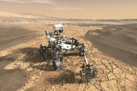 Remains of shallow, briny pools provide further evidence of liquid water on Mars