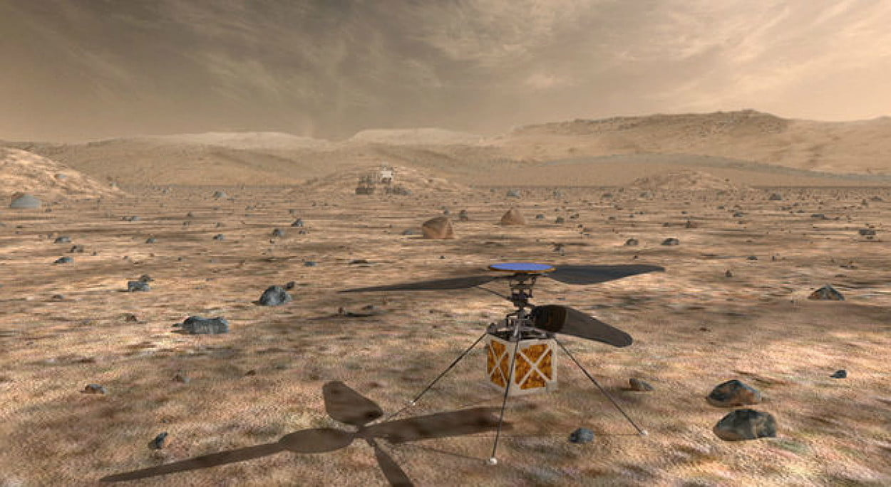 NASA's Mars Helicopter is ready for the Red Planet after successful flight tests