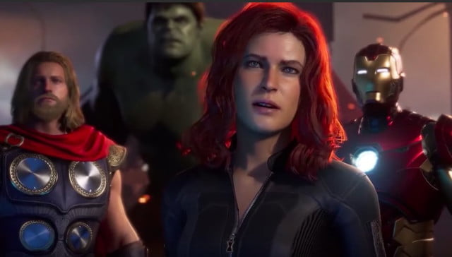 e3 2019 marvels avengers preview marvel screen8