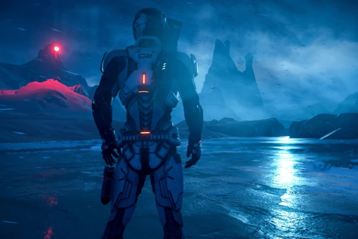 Mass Effect Andromeda Review 2020.Next Mass Effect Reportedly In Early Stages Of Development