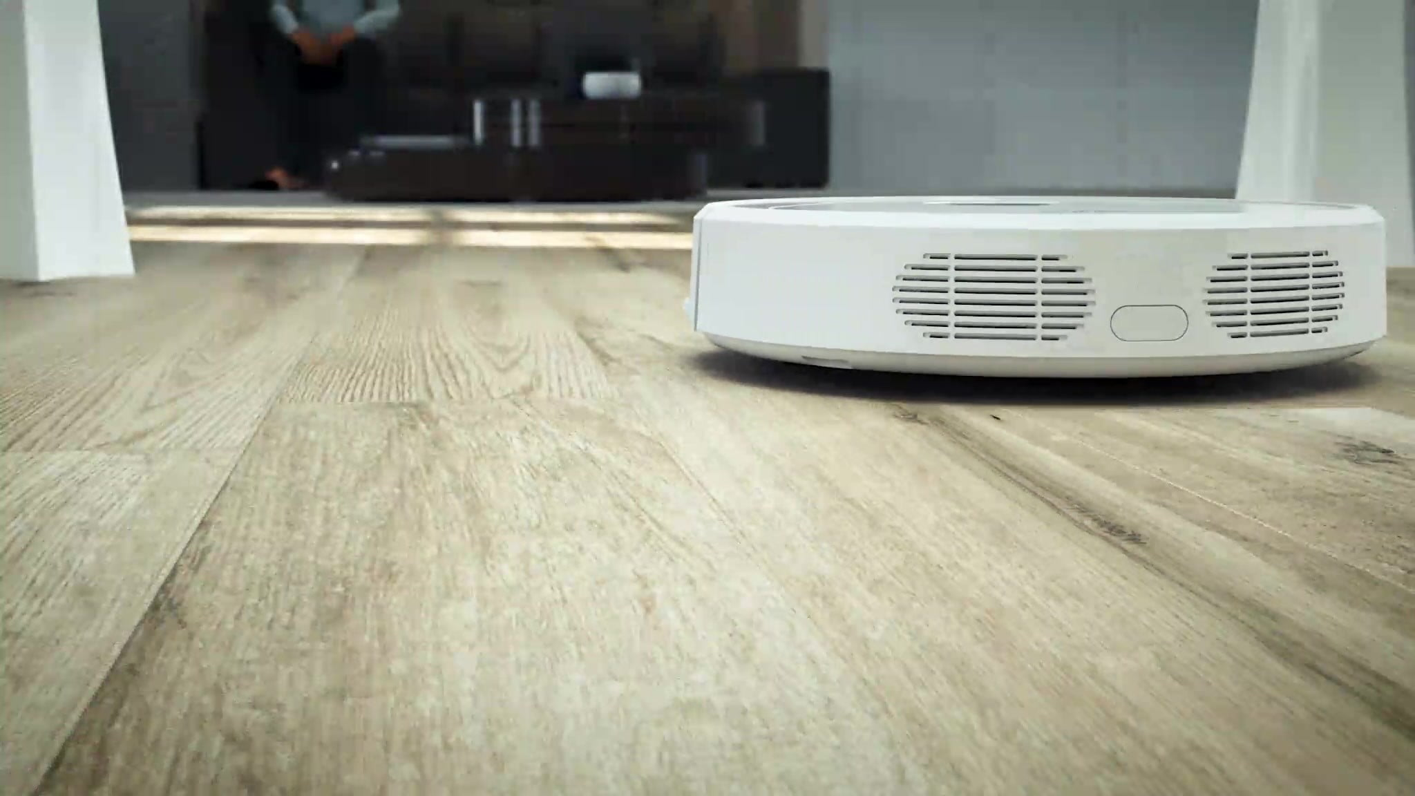 Trifo's new Max is an A.I. robot vacuum and a guard dog in one