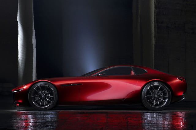 top 5 concept cars of 2015 opinion pictures specs mazda rx vision 3