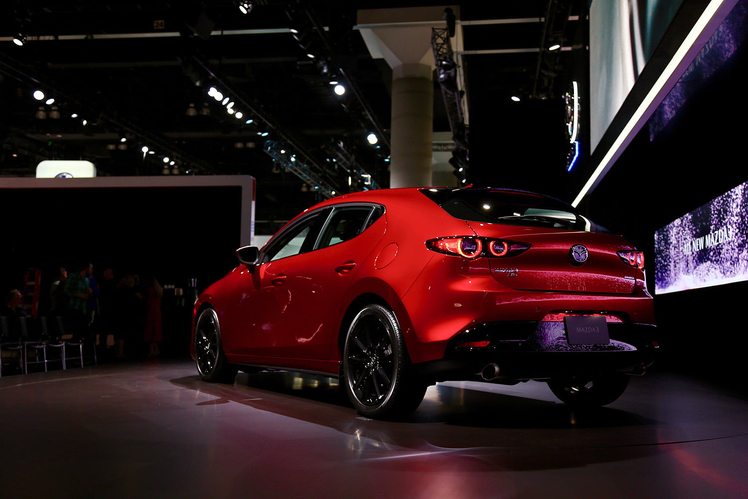 2020 Mazda3 Announced With Fuel Efficient Skyactiv X Engine