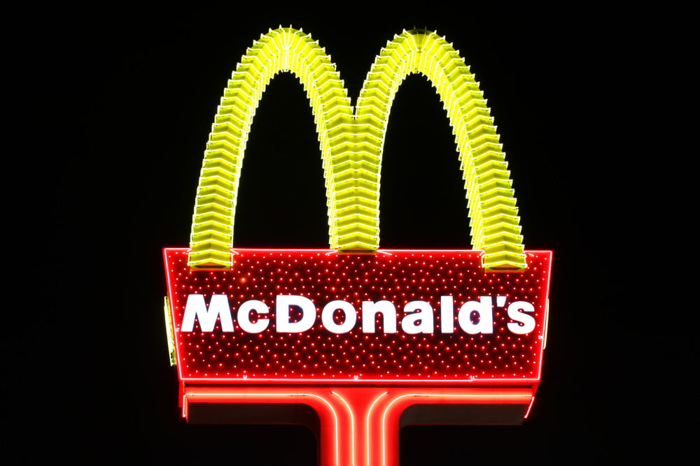 McDonald's plans to serve up artificial intelligence at its drive thrus