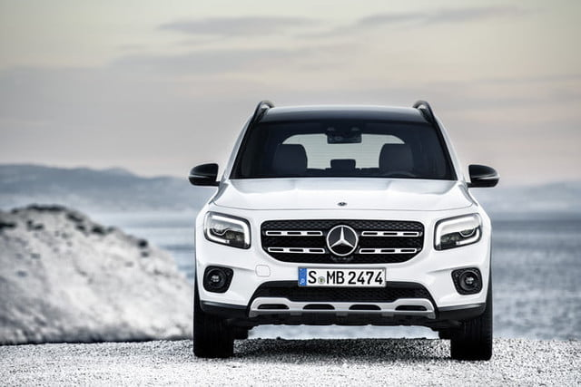 The 2020 Mercedes-Benz GLB Is a G-Class for the Masses
