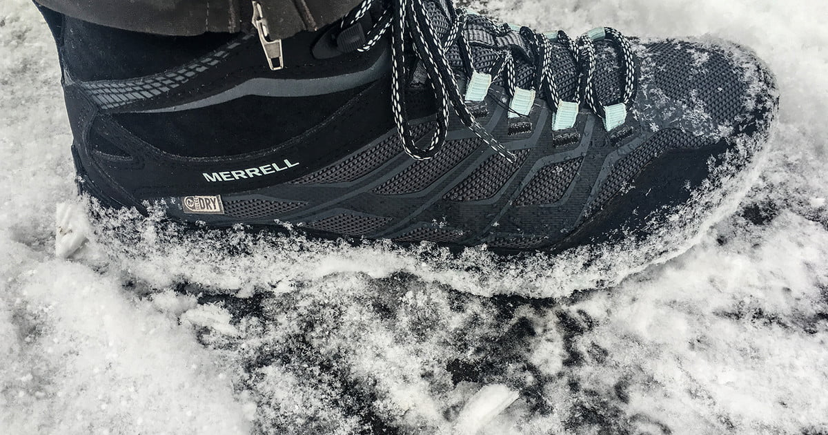 merrell moab ice thermo review kit