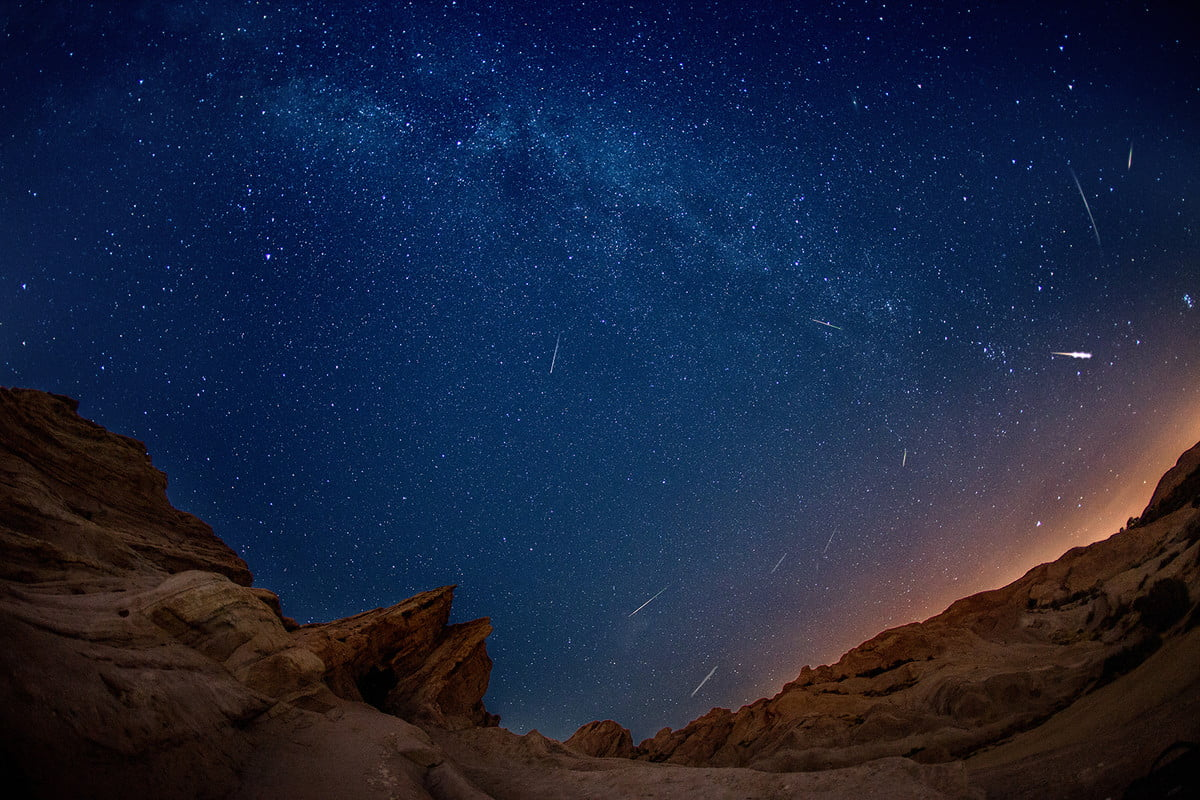 How to Photograph the Perseid Meteor Shower 2020 1