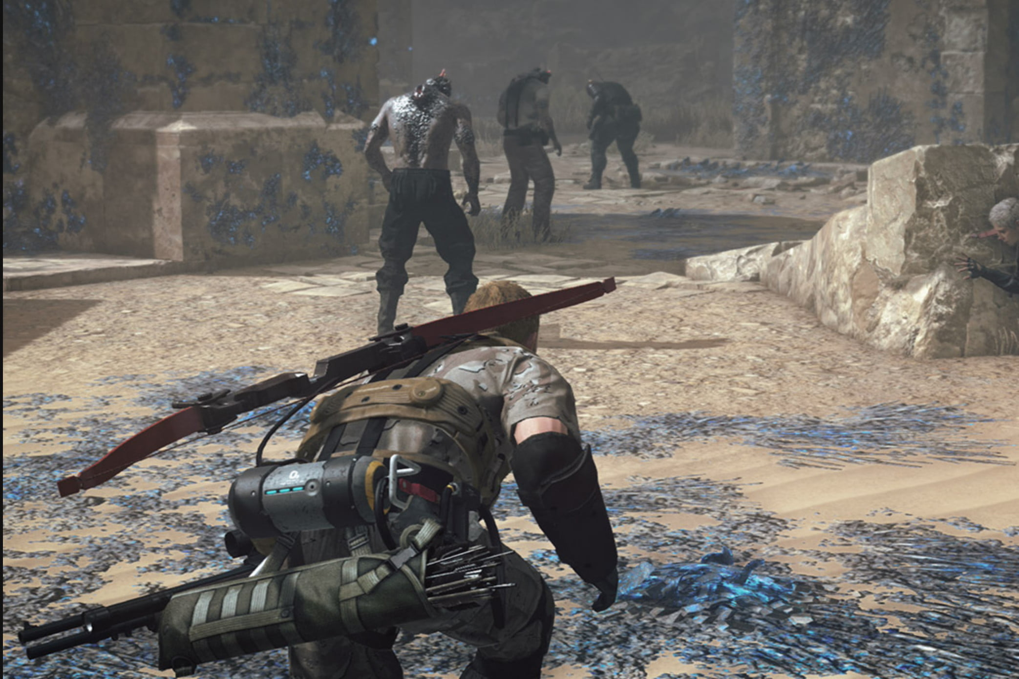 'Metal Gear Survive' is now available, and early impressions are mixed