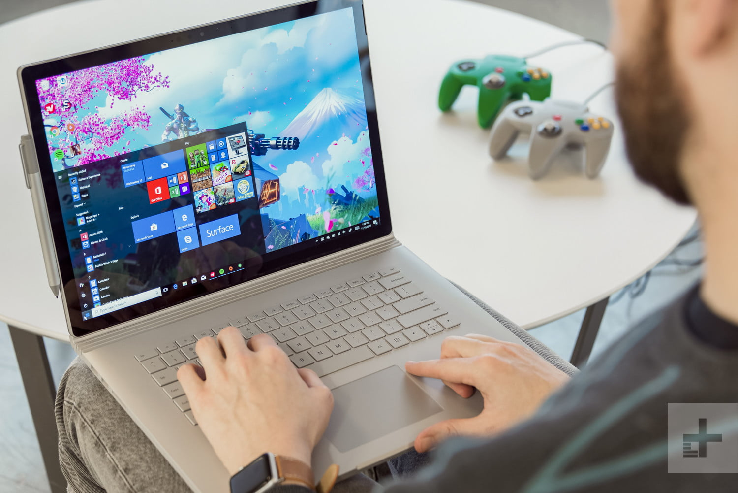 b09e1d2a9718 Microsoft Surface Book 2 15 Review: Worth Every Penny | Digital Trends
