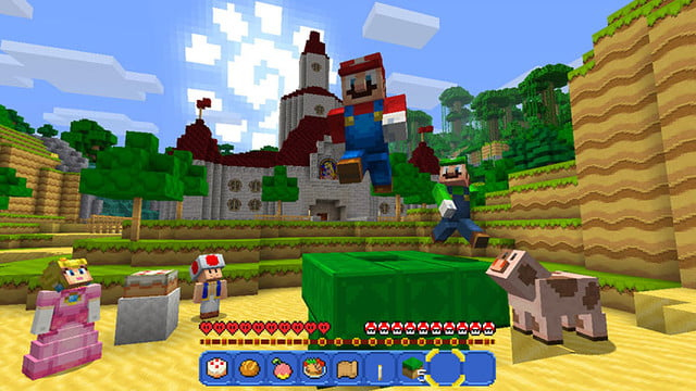 nintendo switch games you should play docked minecraftdocked