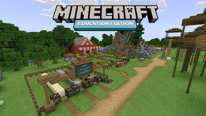 Microsoft Officially Launches Minecraft Code Builder Tools
