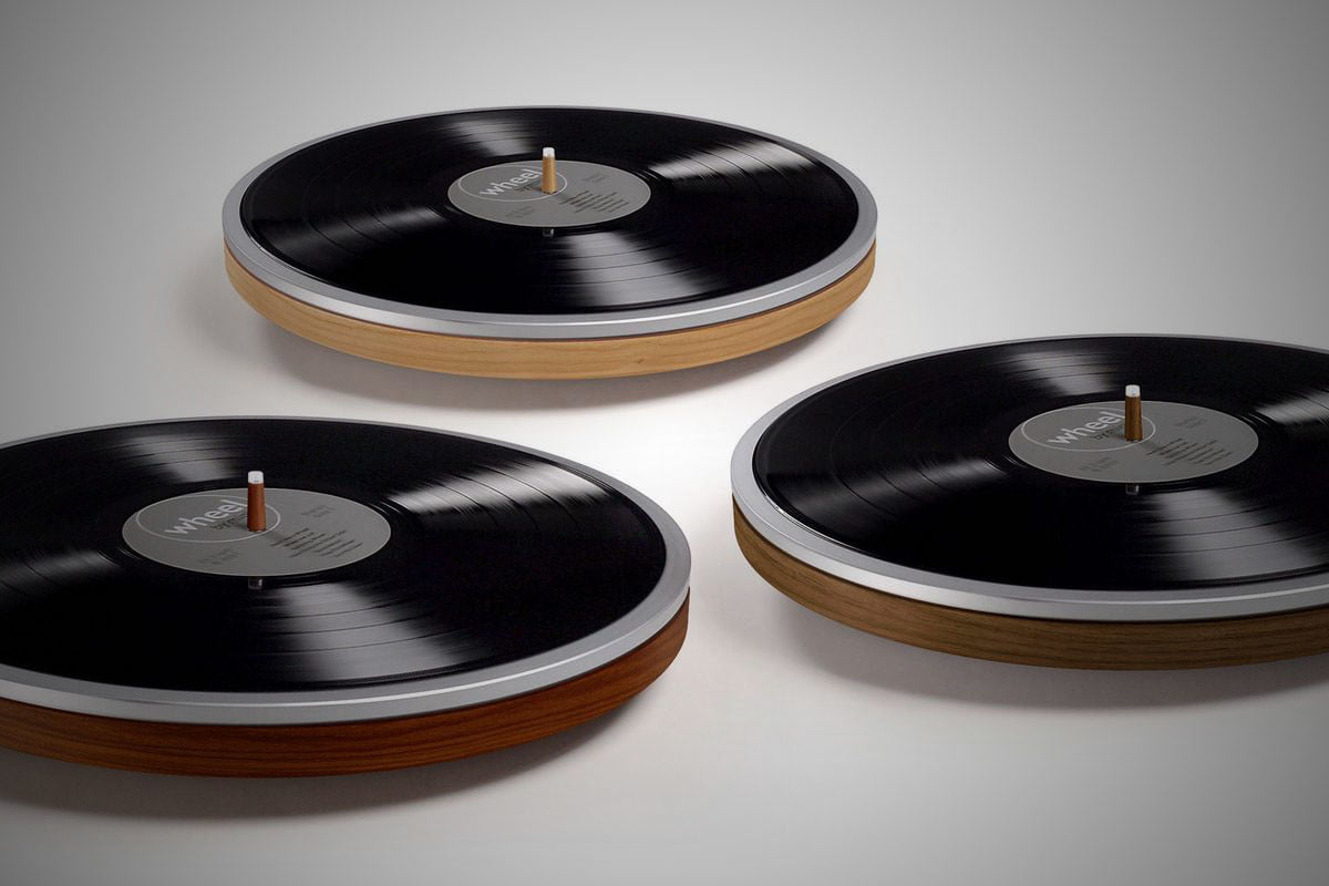 Think turntables have gotten boring? This one will change your mind