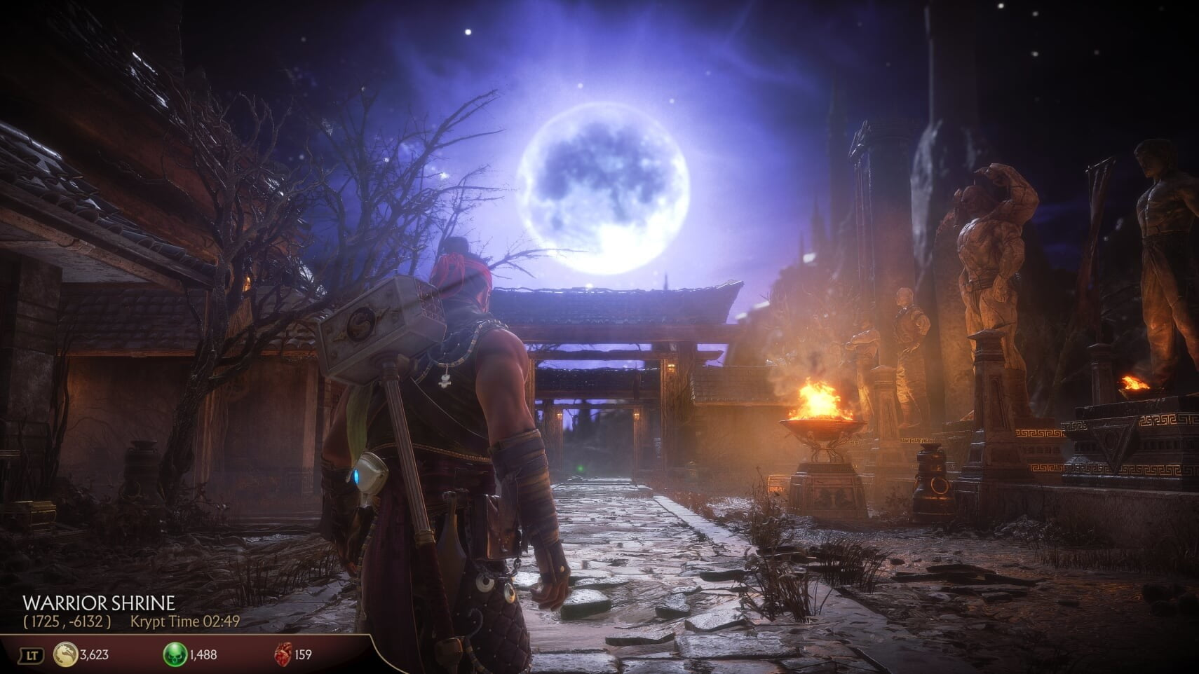 Mortal Kombat 11 Krypt Guide To Getting The Best Gear Digital