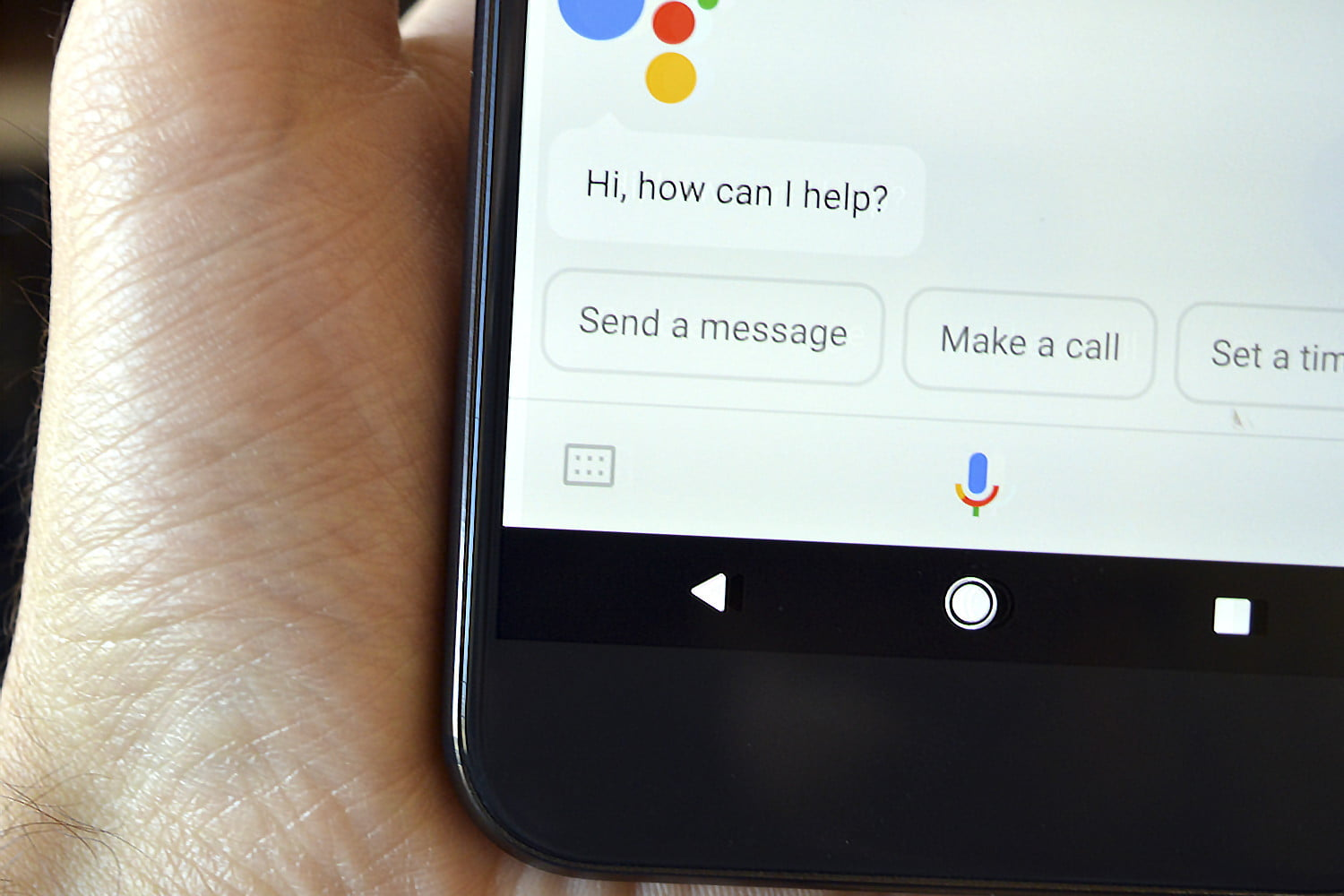 Google Assistant 2.0 is now rolling out, starting with Pixel phones