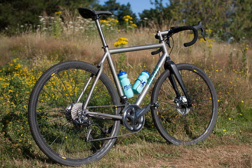How Moots uses 3D printing to build titanium bikes that last