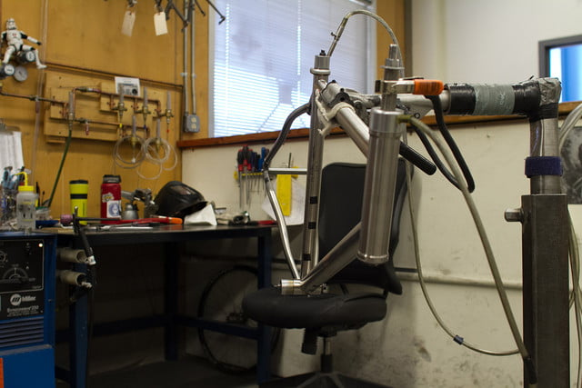 how moots uses 3d printing to build titanium bikes factory 3