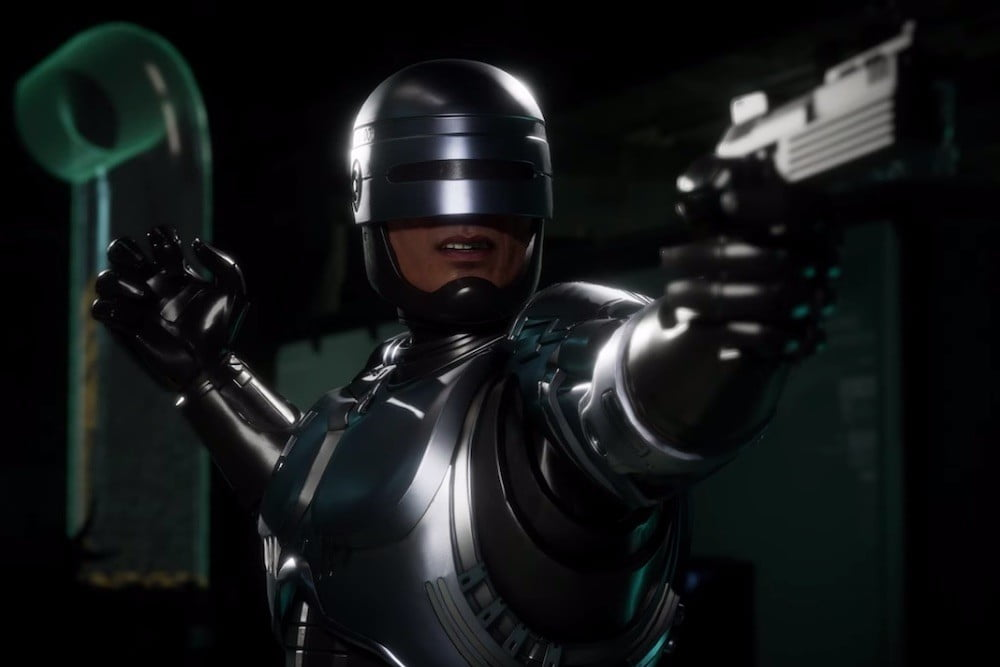 Mortal Kombat 11 Aftermath Dlc Adds New Story And Robocop