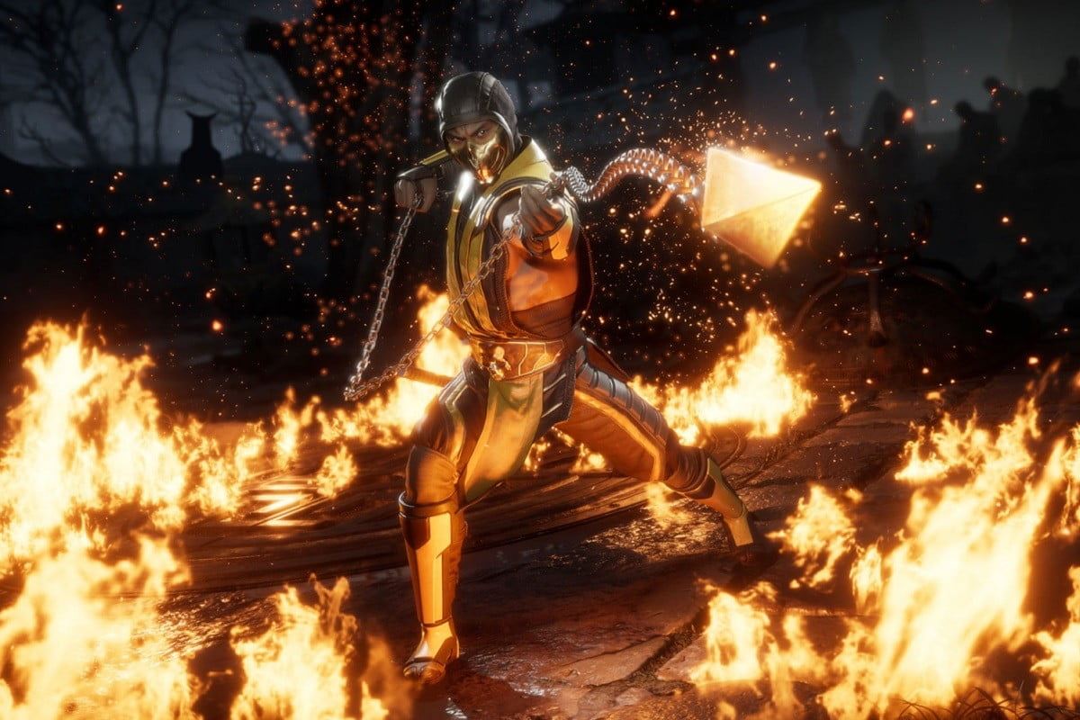 Todd McFarlane told NetherRealm to get crazy with Spawn for Mortal Kombat 11