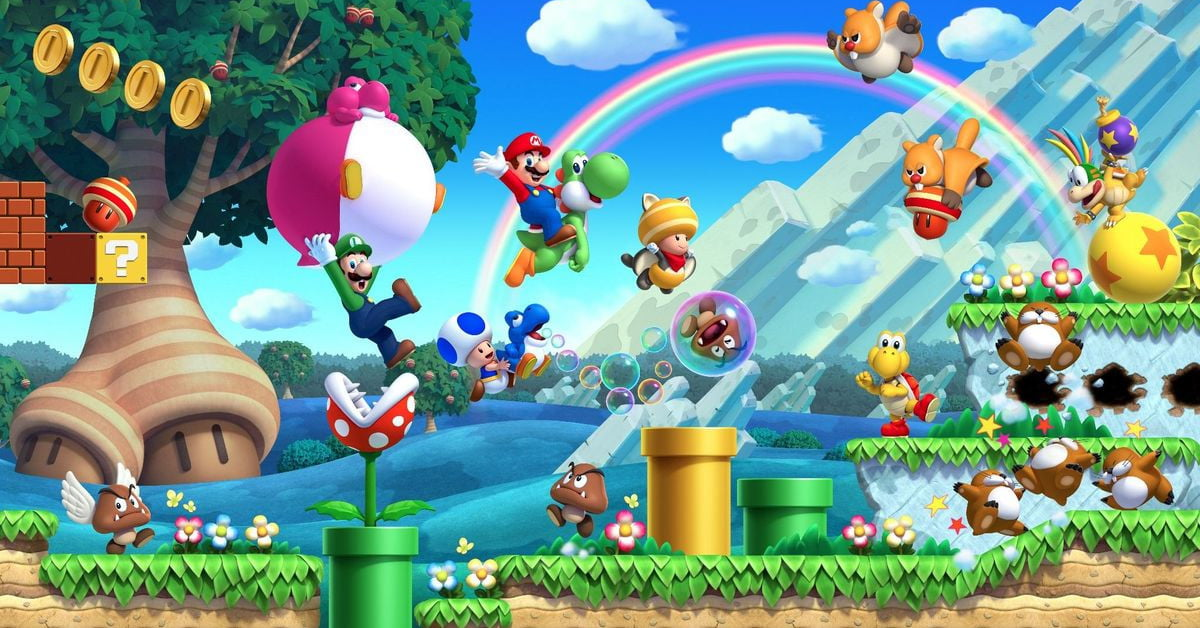 New Super Mario Bros. U Deluxe: Get Extra Life With Our Tips ...