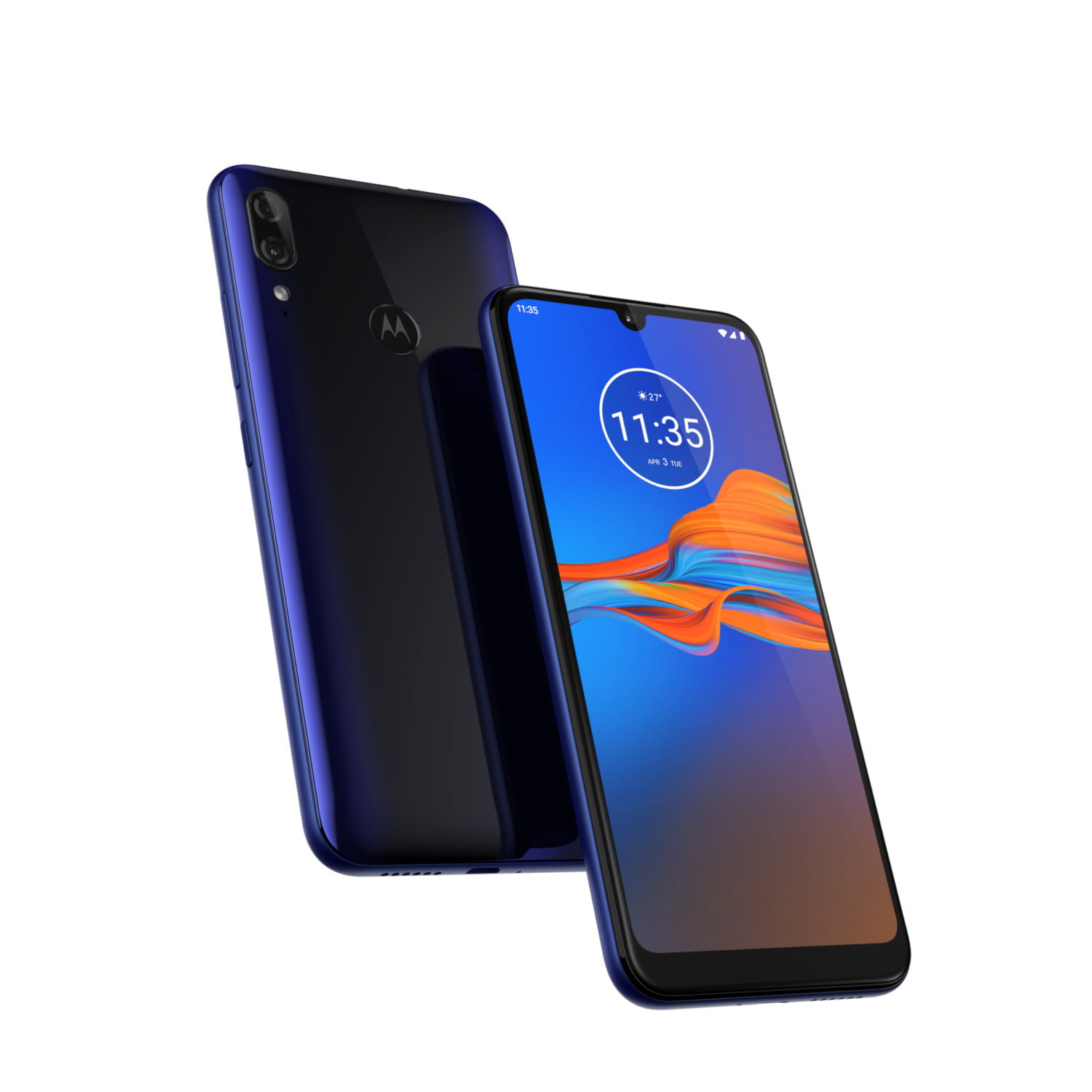 Motorola Adds the Moto E6 Plus to its Most Affordable