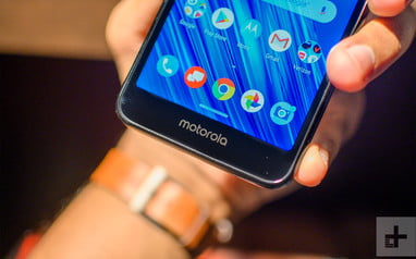 Moto E6 Hands-on Review: A Budget Phone With Too Many