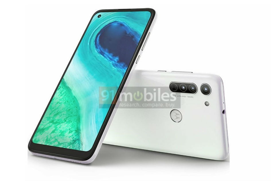Motorola's next affordable phone, the Moto G8 previewed in new leak