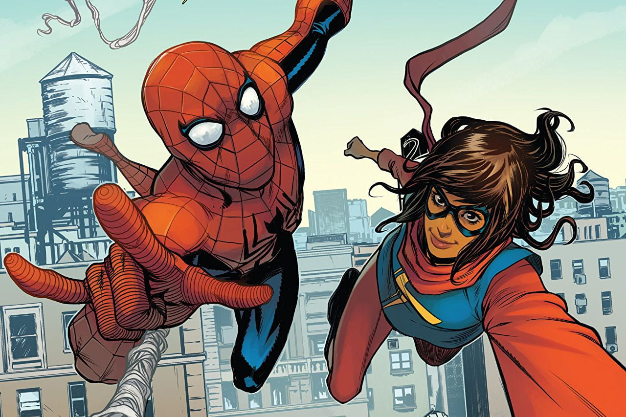 No Spider-Man? No problem. Ms. Marvel is here to save the MCU