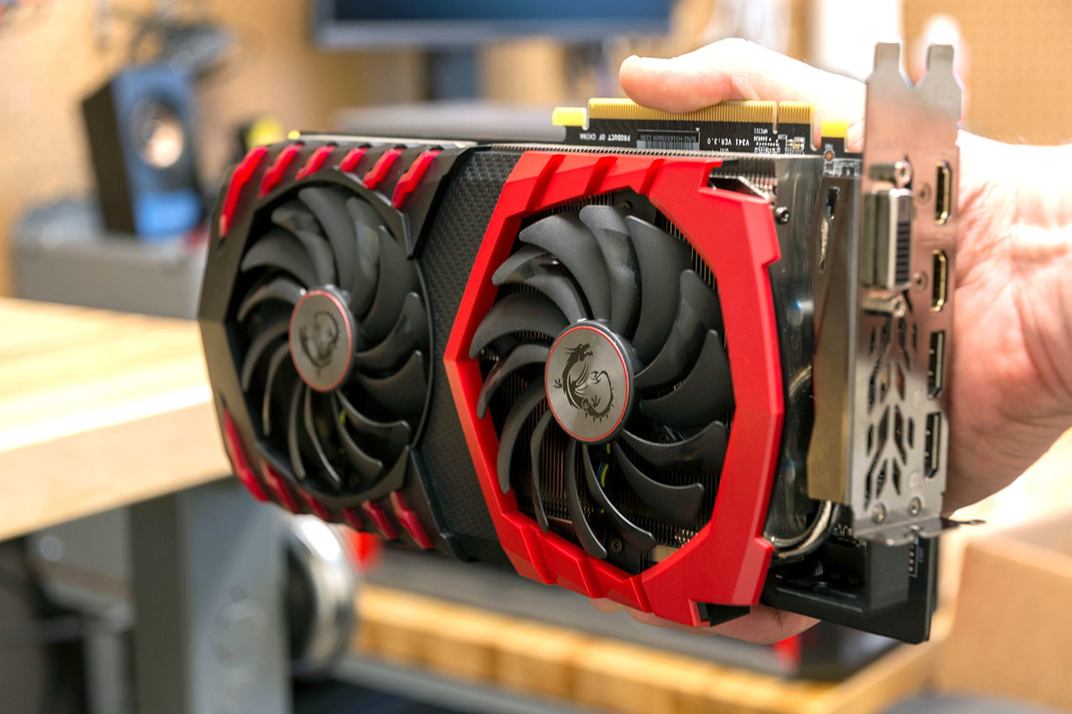 MSI Radeon RX 580 Gaming X+ 8G | Digital Trends