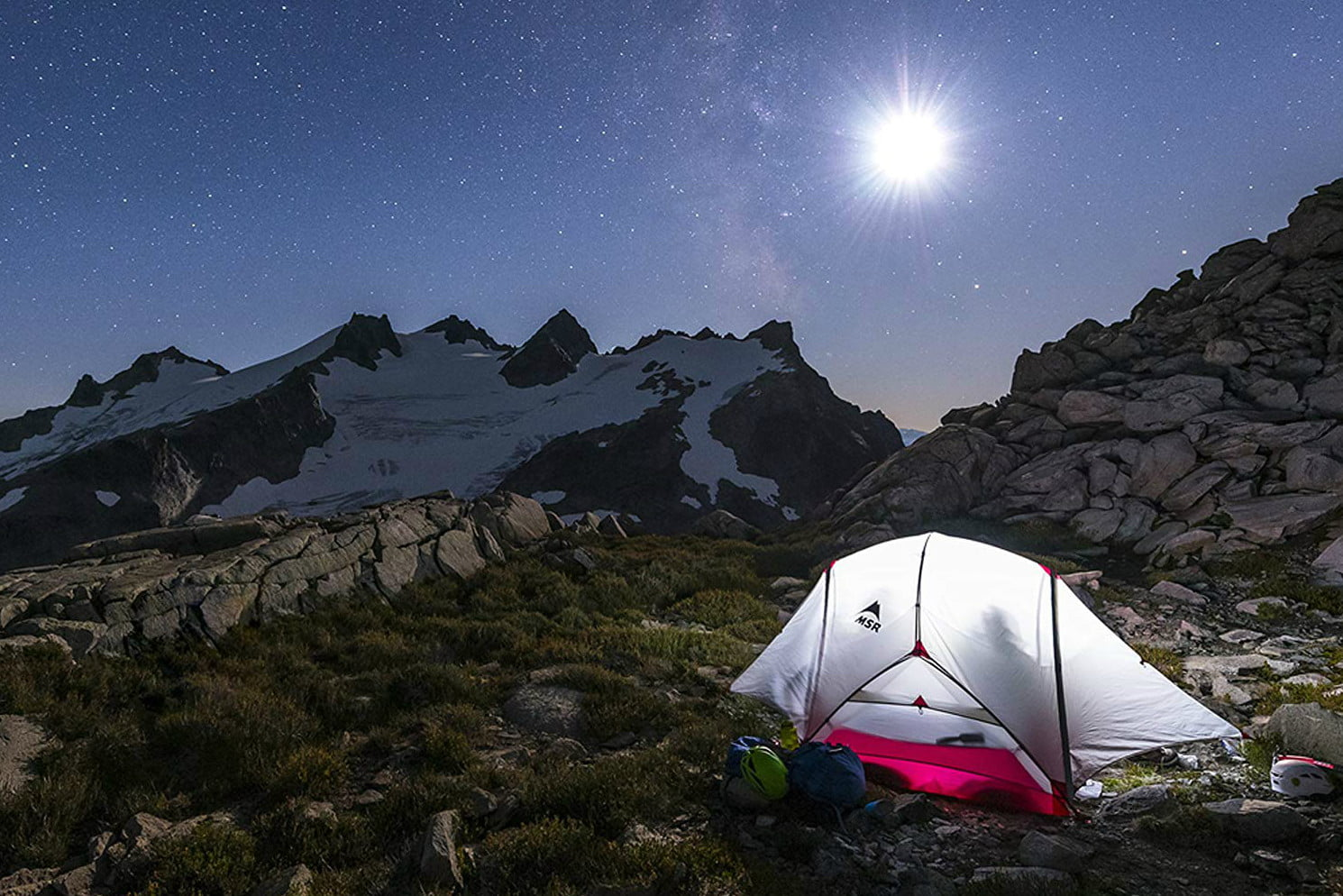 Amazon hacks the price of the MSR Hubba Hubba NX backpacking tent to just $330