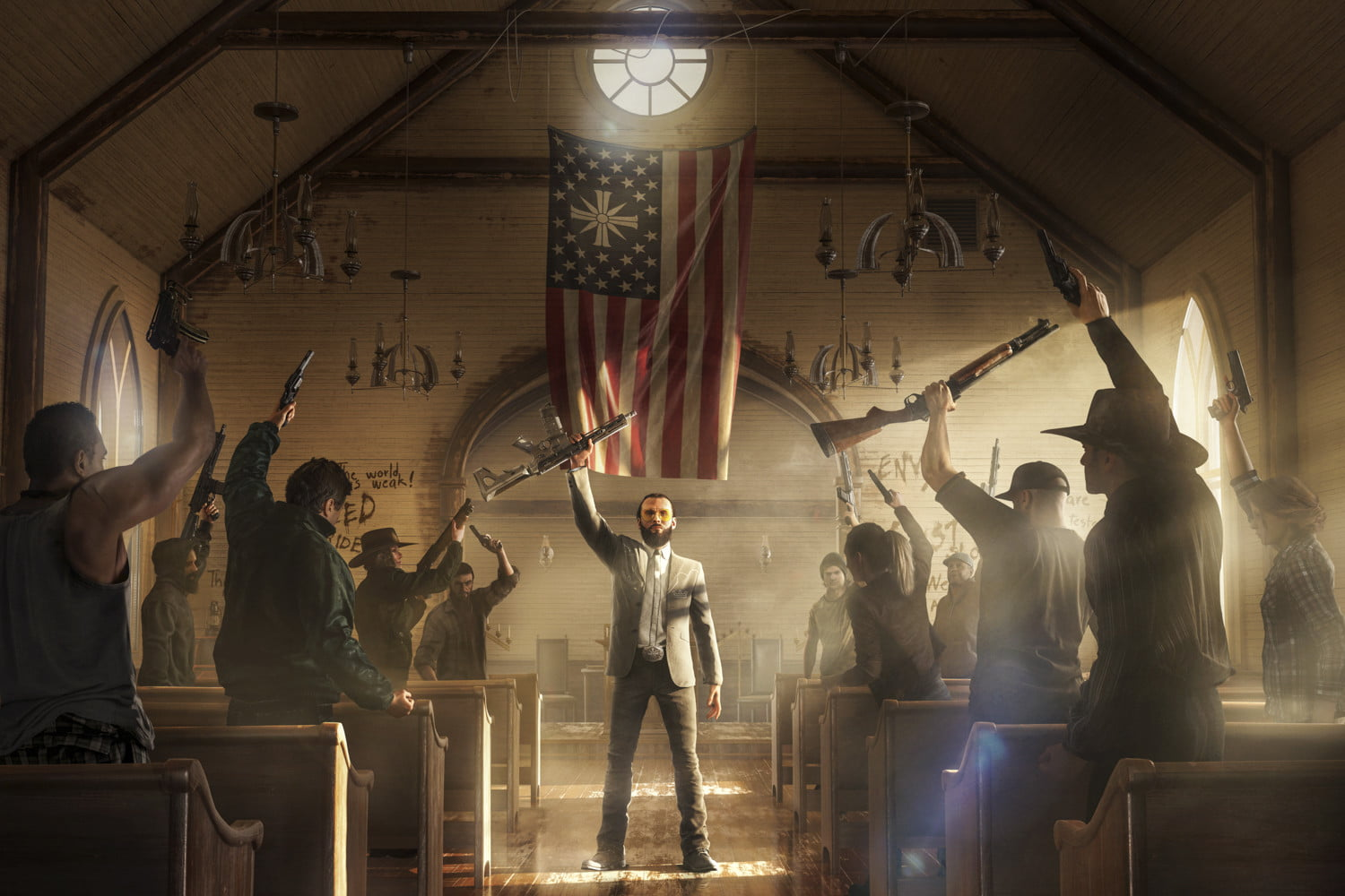 Dan Romer Talks About Making The Music Of Far Cry 5