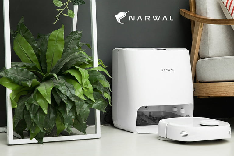 Narwal T10 self cleaning robot vac