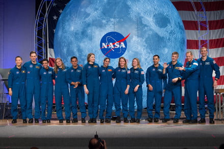 One of these women could be the first to step on the moon