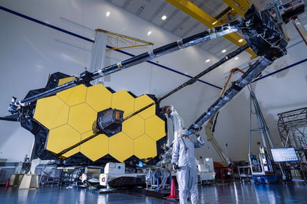 James Webb Space Telescope hit by another launch delay